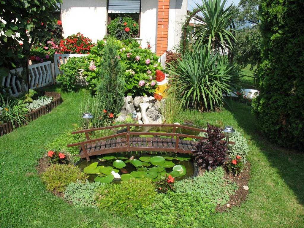 11-Garden Bridges – An Attractive Décor For Your Lovely Garden